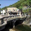 王橋と一の湯