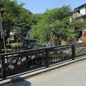 木屋町の入り口 桜橋