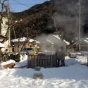 雪の元湯ポケットパーク