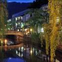 桃島橋からの夜景