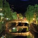 夜のThe 城崎温泉