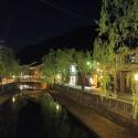 弁天橋からの夜景