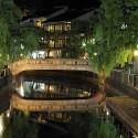 夜の桃島橋