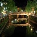 夜の愛宕橋