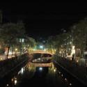 柳湯橋からの夜景