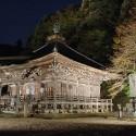 夜の薬師堂