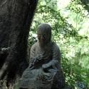 温泉寺参道の石仏