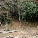 温泉寺奥之院への参道入り口
