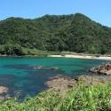 竹野浜の隣のビーチ「青井浜」